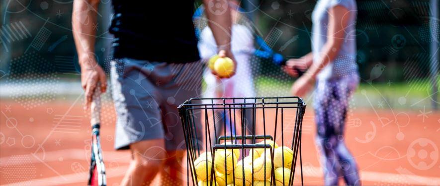 1° Torneio de Tênis de Saibro - SESI Mogi das Cruzes