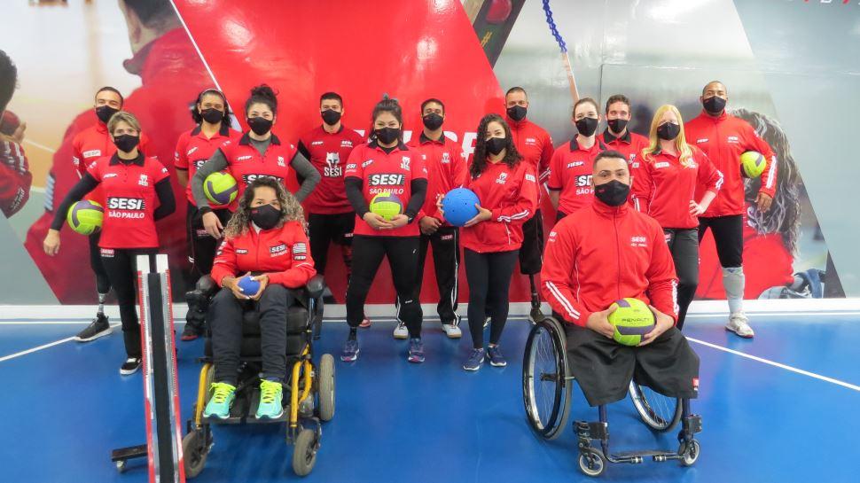 Sesi Suzano e Mogi das Cruzes tem 15 atletas convocados para os Jogos Paralímpicos de Tóquio