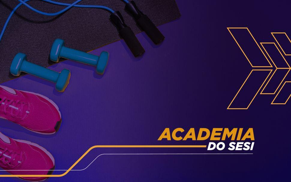 Academia SESI-SP: reabertura a partir de 5 de outubro