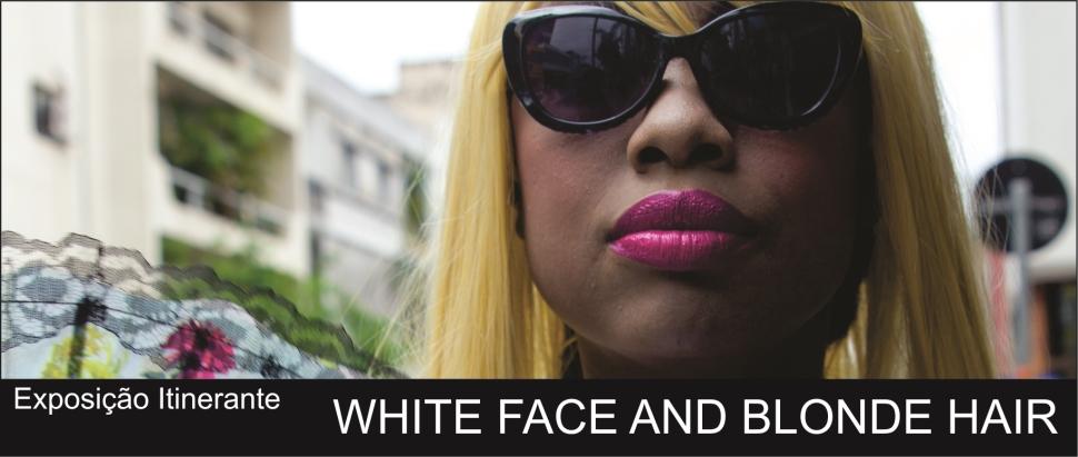 SESI Araçatuba recebe exposição White Face and Blonde Hair