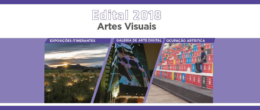 EDITAL DE ARTES VISUAIS DO SESI-SP