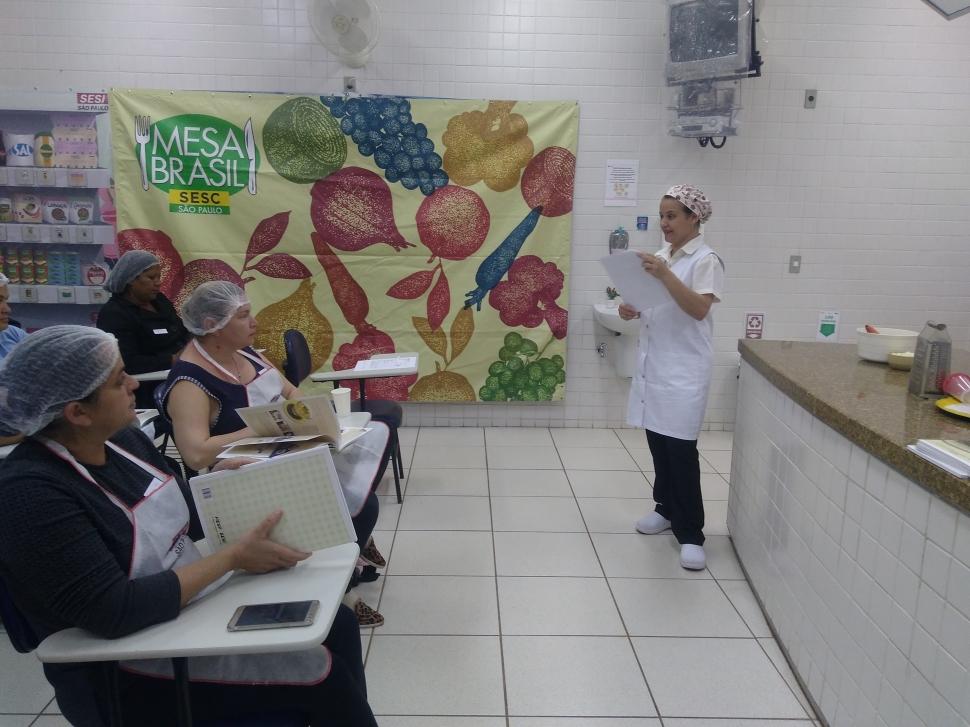 SESI e SESC fecham parceria em Cursos de Nutrição