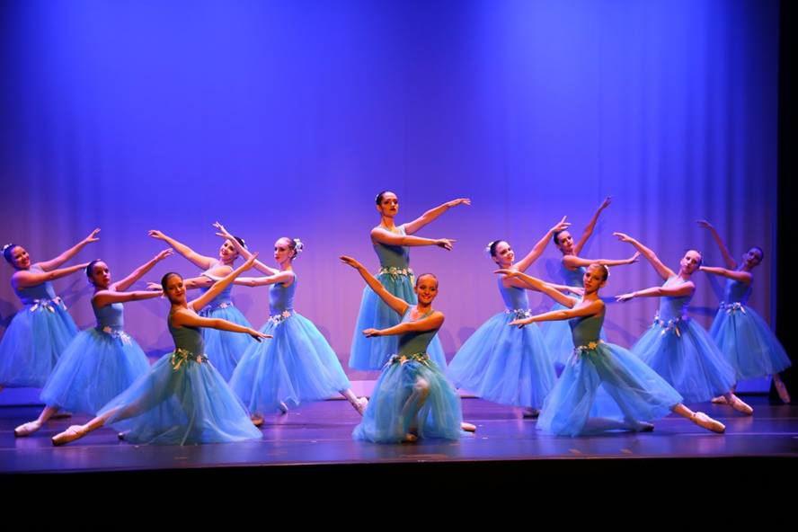 Festival de Dança – Mistérios do Fundo do Mar