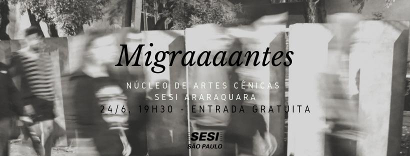 SESI Araraquara recebe atrações da 31ª Semana Luís Antonio Martinez Corrêa