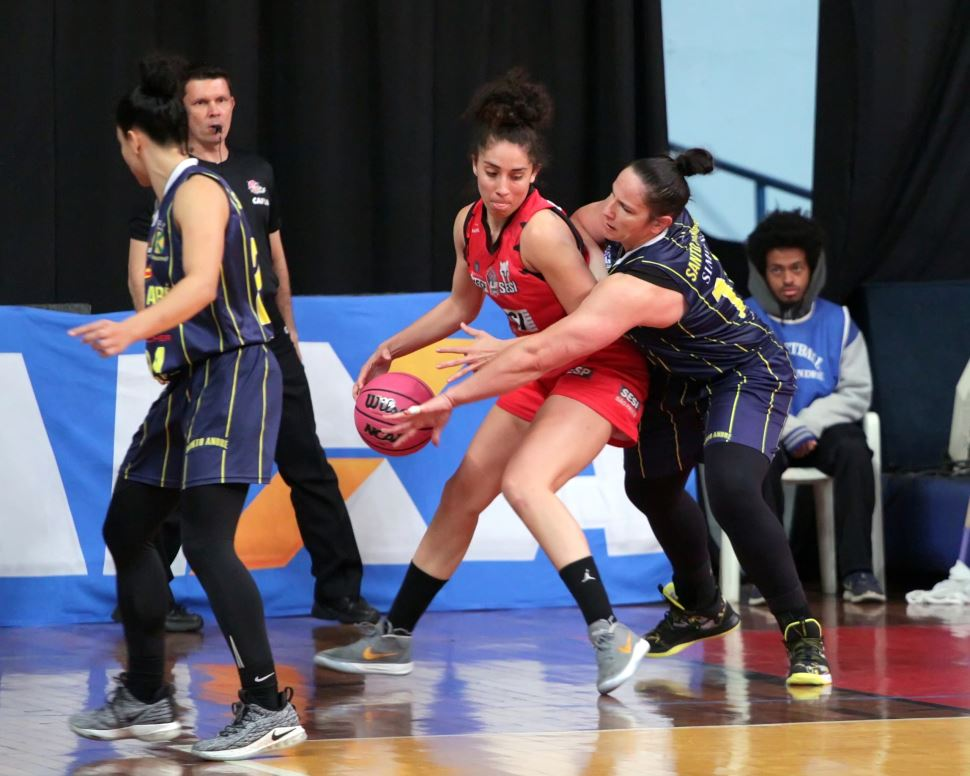 SESI Araraquara Basquete se despede da Liga de Basquete Feminino 2019