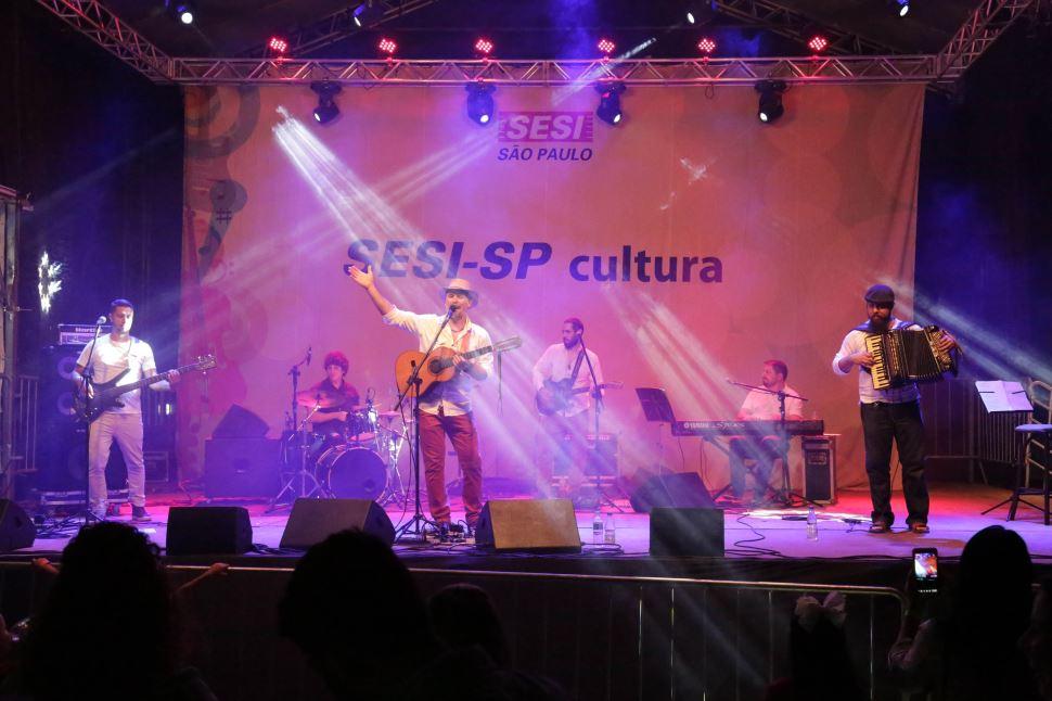 Veja como foi a Festa Junina do SESI Araraquara