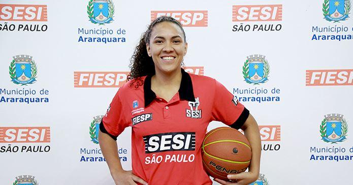 Sesi Araraquara Basquete contará com mais um reforço para o Paulista 2019
