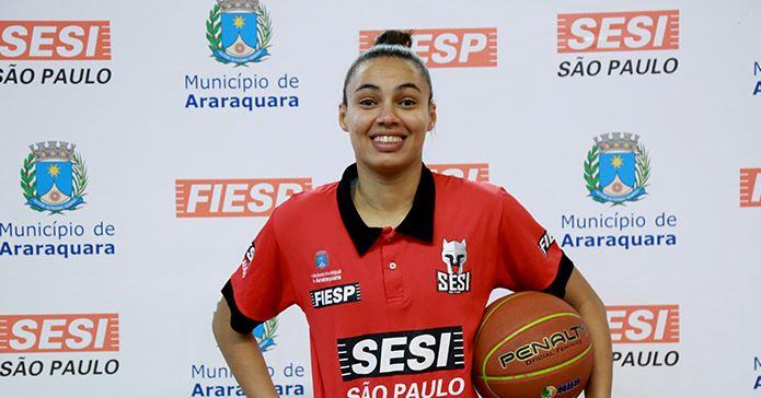 Basquete feminino de Araraquara contará com o reforço de Lee Lisboa no Campeonato Paulista