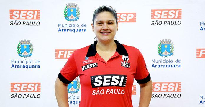 SESI Araraquara Basquete anuncia mais uma contratação para o Campeonato Paulista
