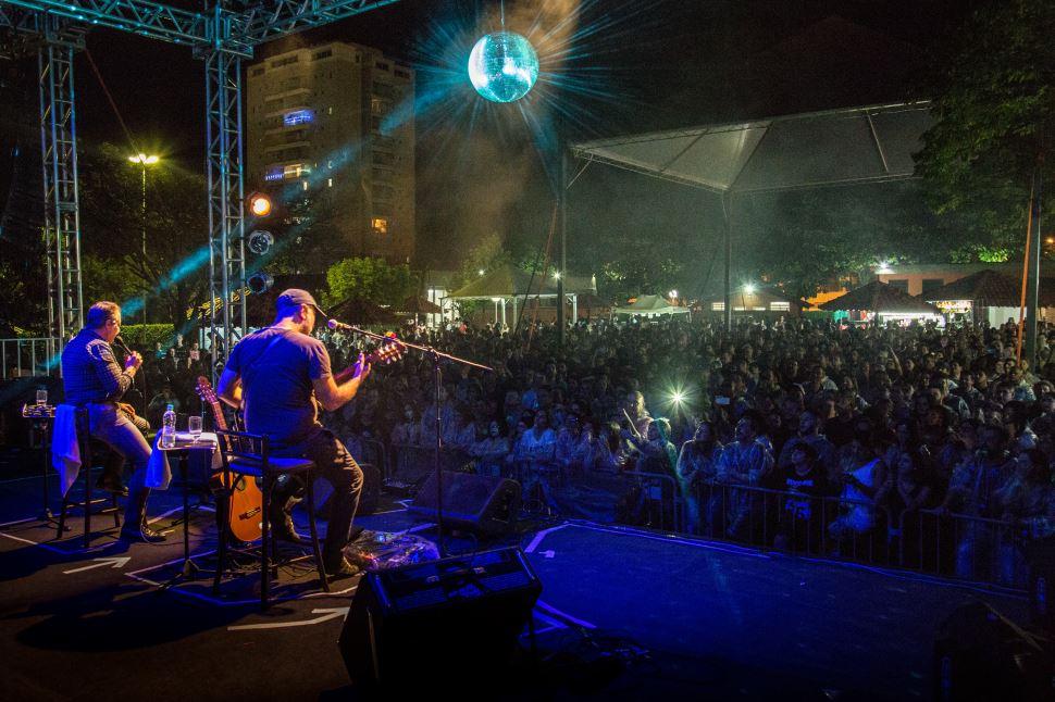 Do rock ao folk, veja como foi o show da Banda Ira! no Sesi Araraquara