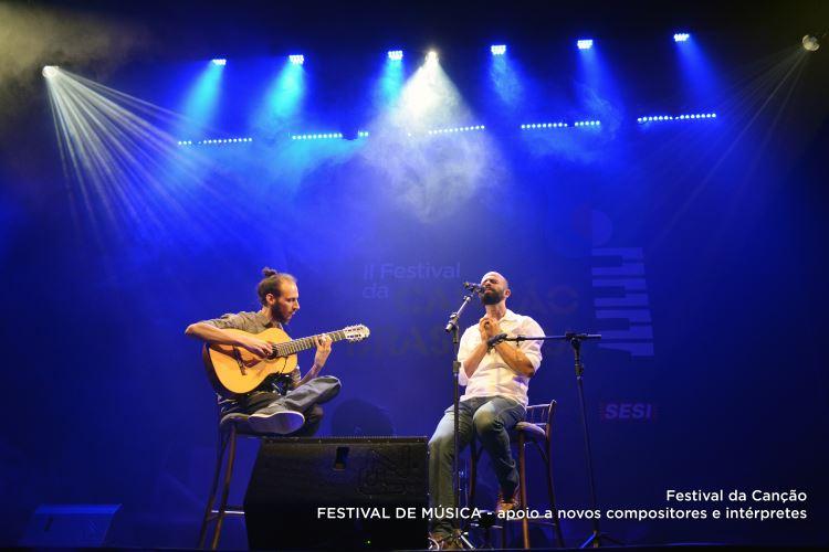 Festival da canção Brasileira