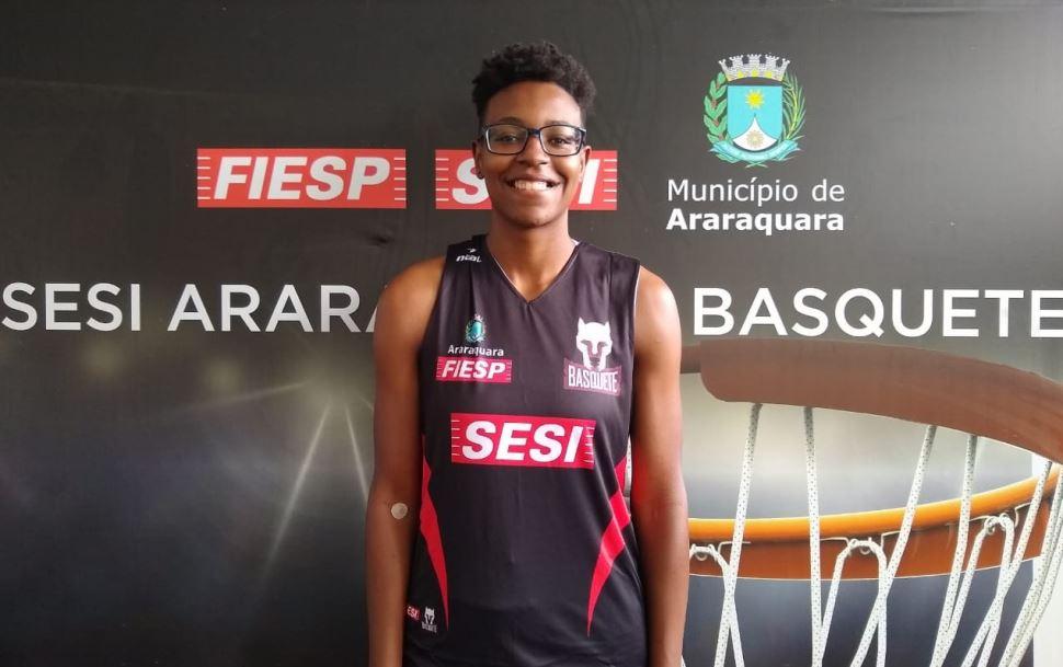 SESI Araraquara Basquete Feminino anuncia contratação nível Seleção Brasileira para LBF