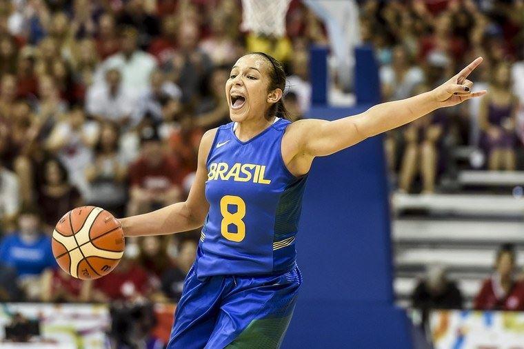 Cestinha da partida que trouxe o ouro para o Brasil no Pan 2019 é contratada pelo Sesi Araraquara Basquete