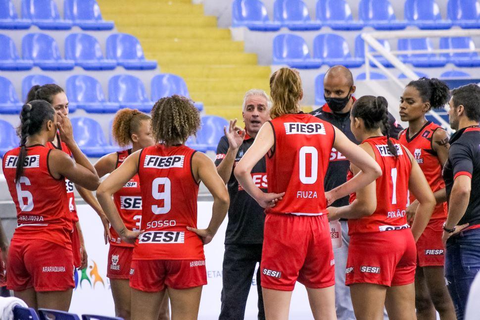 De volta à Morada do Sol, técnico do Sesi Araraquara Basquete comenta sobre a vitória fora de casa