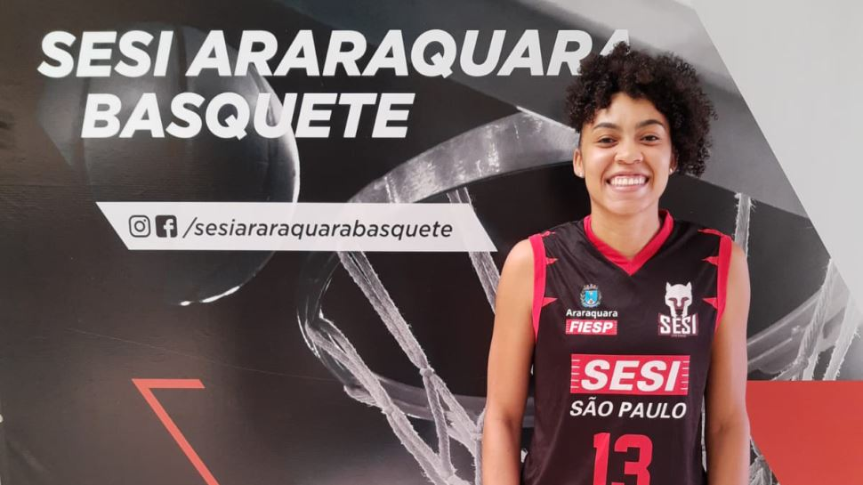 Sesi Araraquara Basquete anuncia mais um reforço para o Paulista 2021