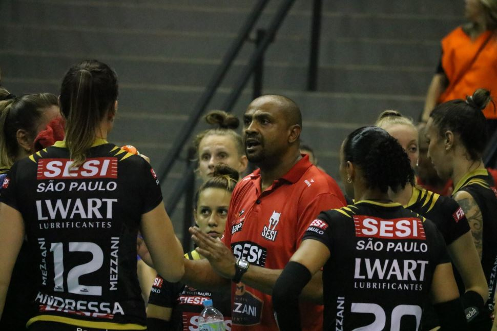 SESI Vôlei Bauru encara Osasco/Audax na Superliga Cimed 2018/2019