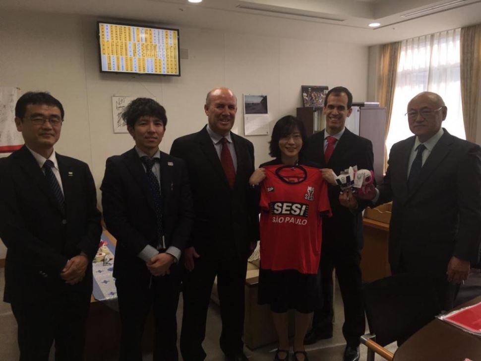 SESI-SP e Instituto Kodokan do Brasil (IKB) lançam Projeto Judô na Escola