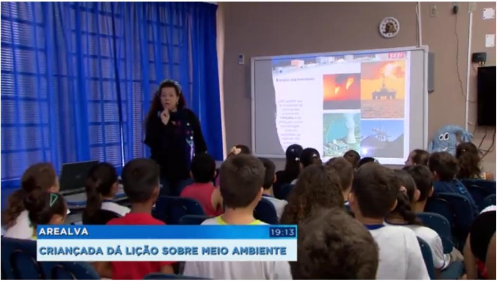 SESI Bauru desenvolve projeto de educação ambiental e sustentabilidade