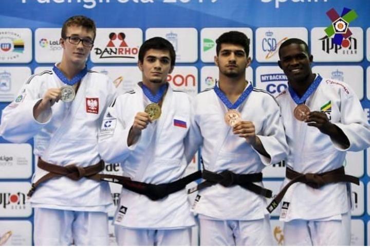 Judoca do SESI é número 1 no ranking nacional sub-18