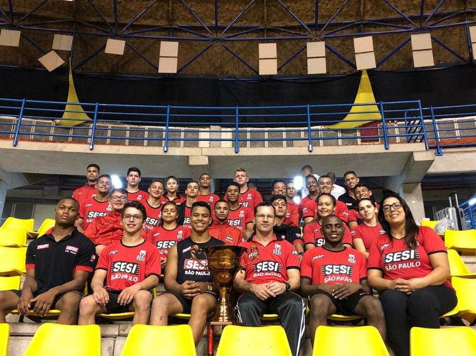 SESI Bauru conquista 5º lugar na Copa São Paulo de Judô