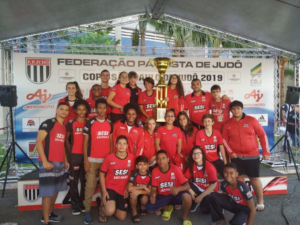 SESI Bauru é campeão da Copa São Paulo Aspirante