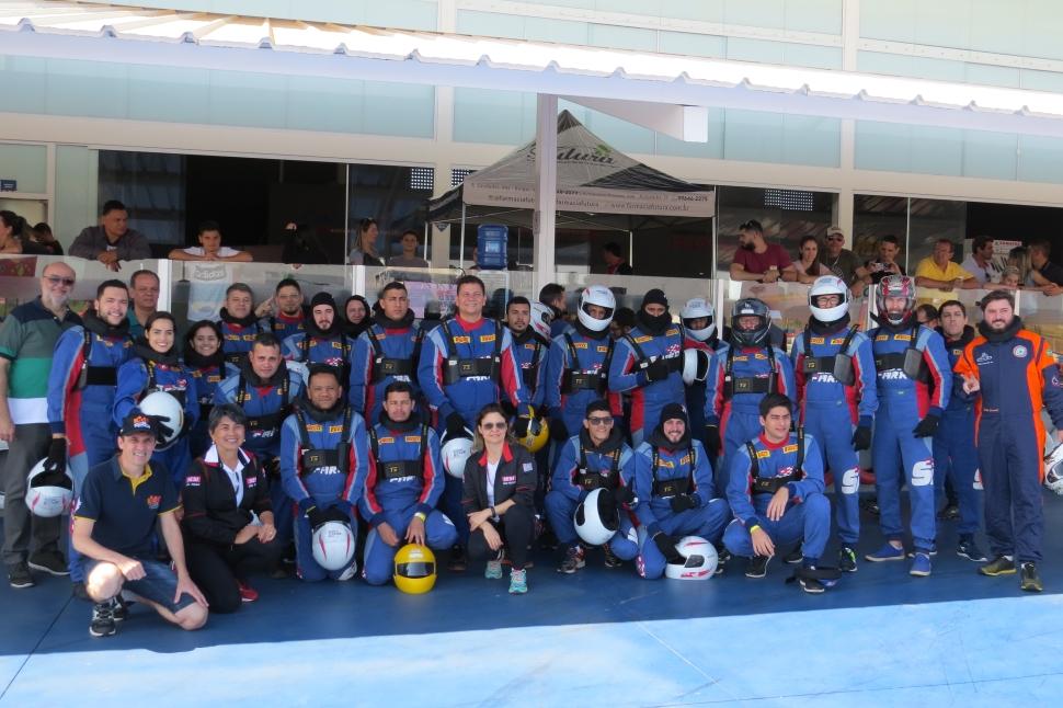 Velocidade e adrenalina marcam a final da etapa municipal dos Jogos do SESI em Birigui e Araçatuba
