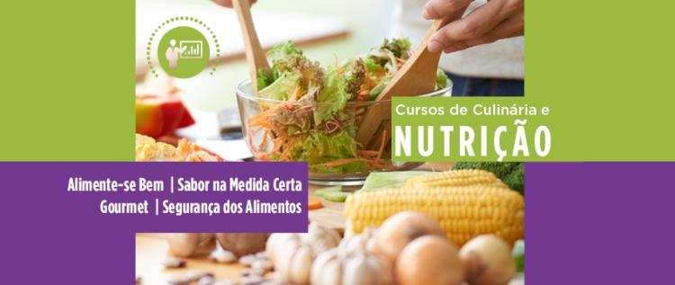 SESI Botucatu oferece Cursos de Culinária e Nutrição