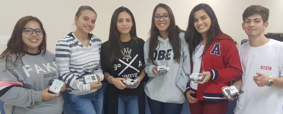 Alunos de Botucatu realizam Projeto interdisciplinar de medidores de temperatura