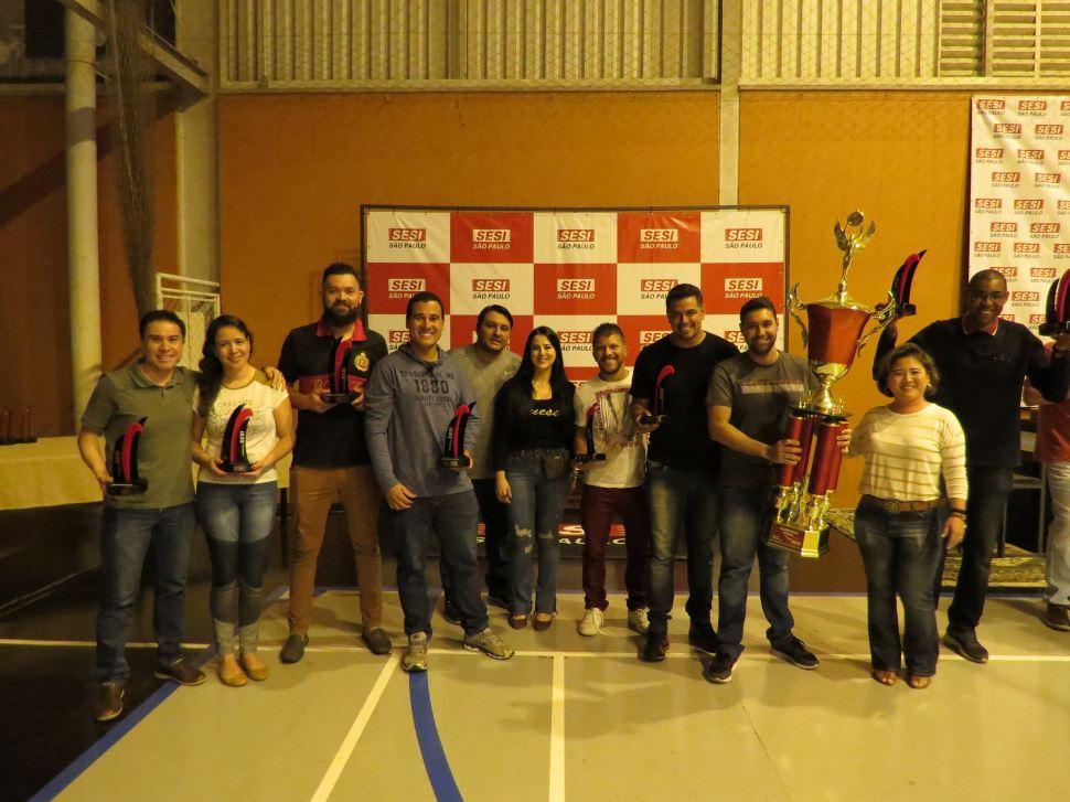 SESI Botucatu celebra fim da Fase Municipal dos 72º Jogos do SESI