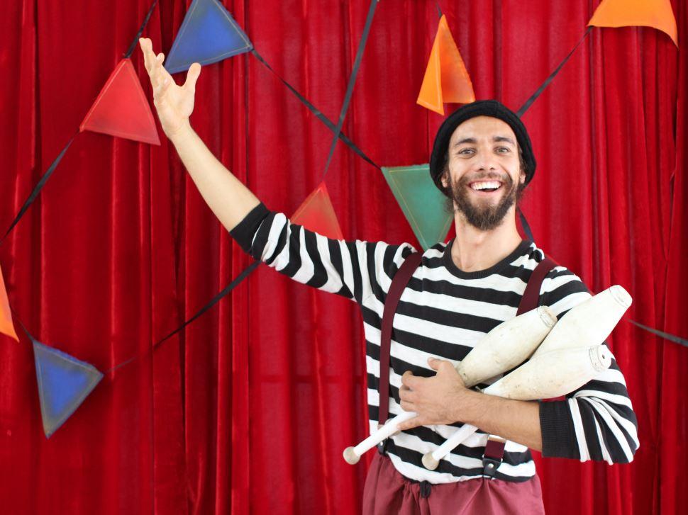 Festival de Teatro celebra mês das crianças