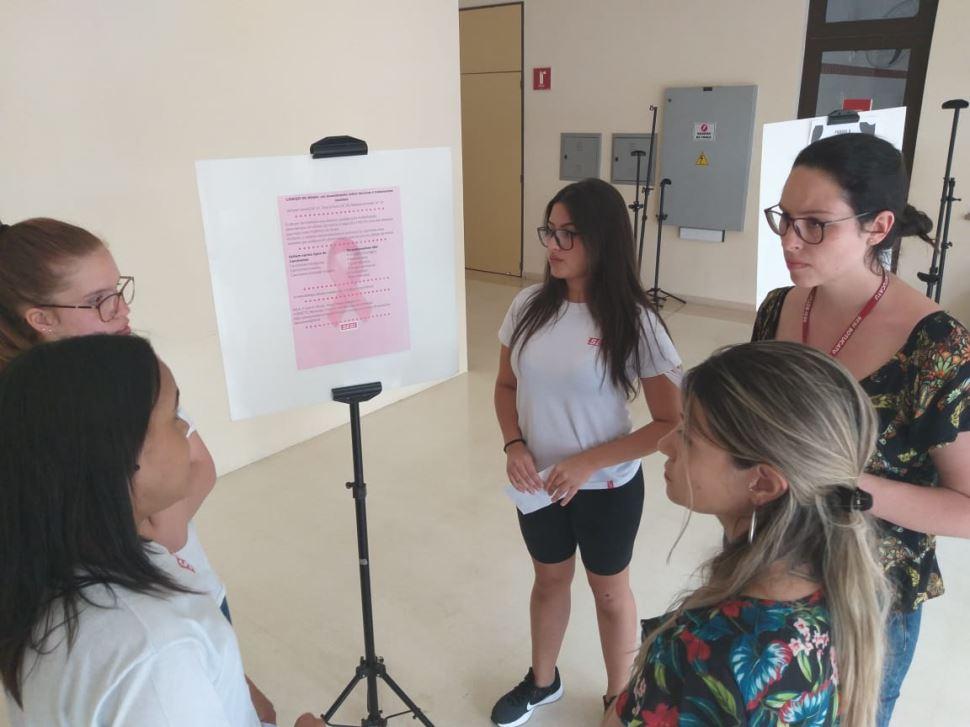 SESI Botucatu realiza Semana de Iniciação Científica