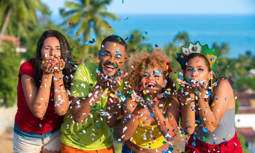 Carnaval no SESI Santana de Parnaíba