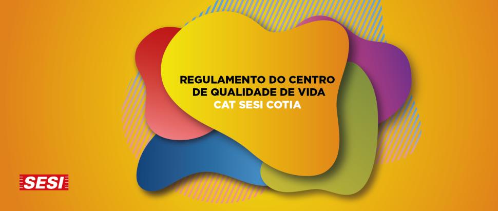 Confira aqui o regulamento do SESI Cotia