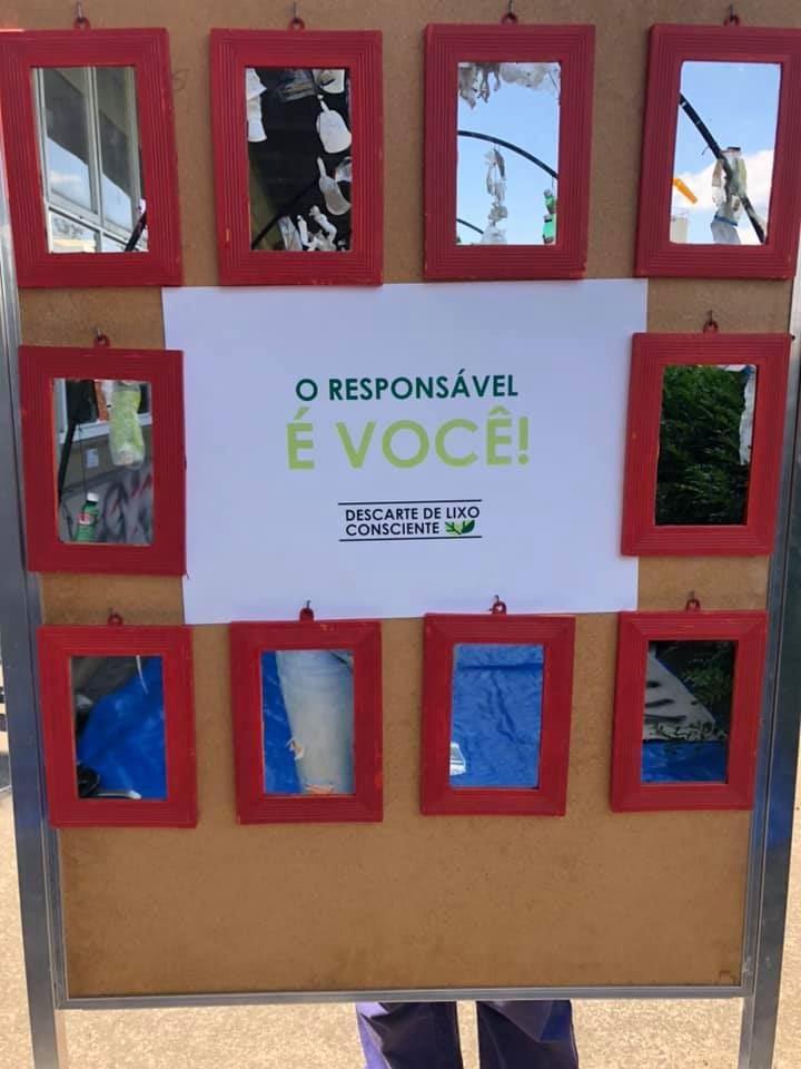 SESI Cruzeiro atinge 5 mil colaboradores das empresas Amsted e Maxion com campanha pelo Meio Ambiente