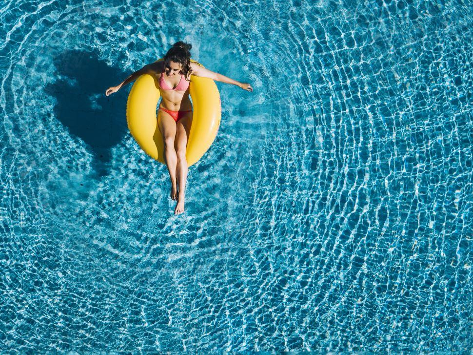 Em janeiro as piscinas do SESI na região são livres nos domingos!