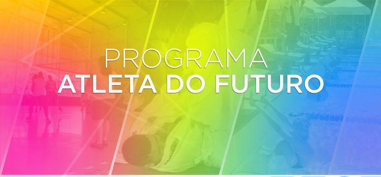 Calendário de matrículas do Programa Atleta do Futuro 2020