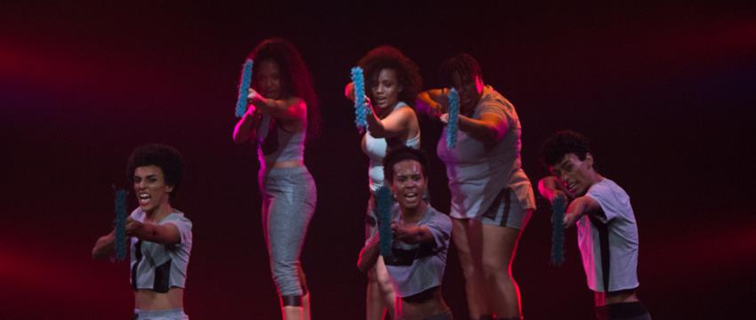 """Espetáculo """"Húmus: Corpos Invisíveis"""" é apresentado no Sesi Franca com entrada gratuita"""