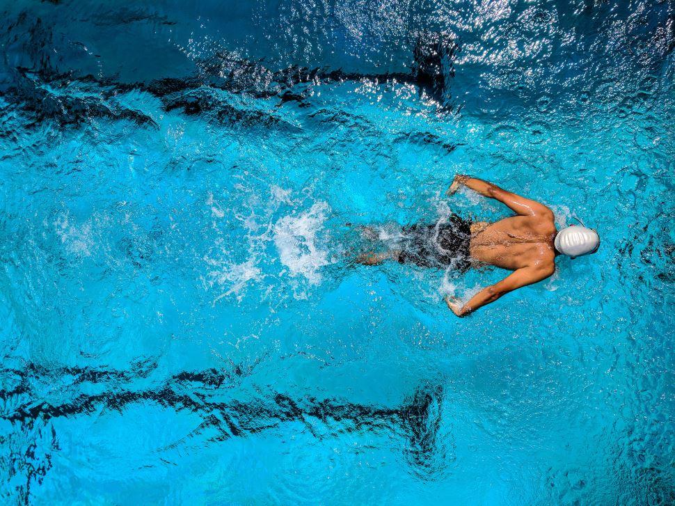 Seletiva natação SESI Guarulhos 2021