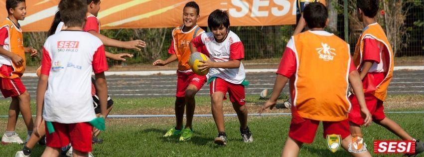 Inscrições abertas para o Rugby!