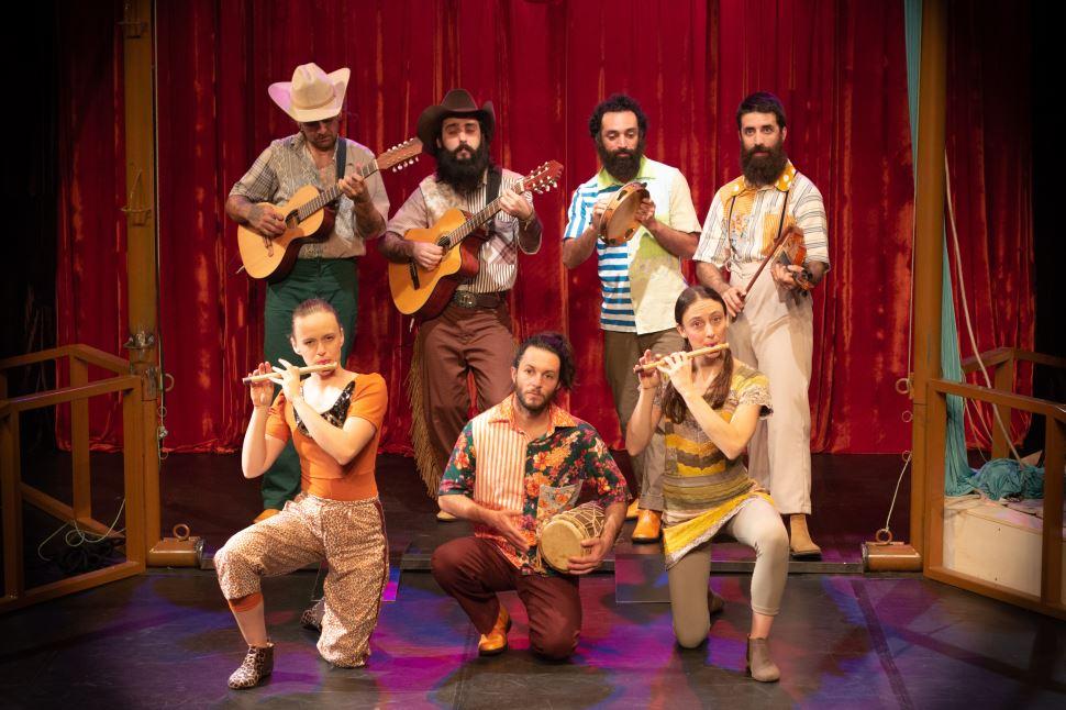 SESI-SP celebra Cultura Caipira em espetáculo inédito