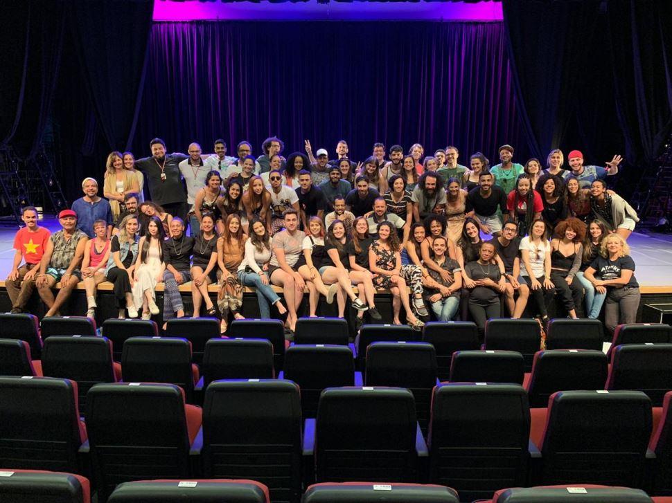 Participantes atestam sucesso do Encontro Cena Livre no SESI Itapetininga