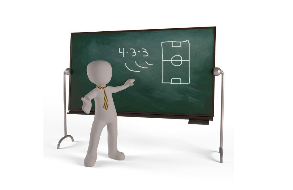 Cadastro de Professor de Educação Física