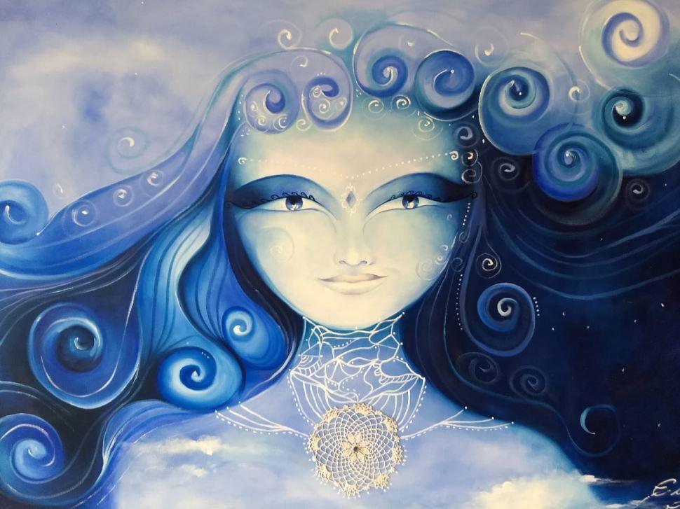 """Exposição """"Formas místicas da alma"""" em cartaz até 06 de abril"""