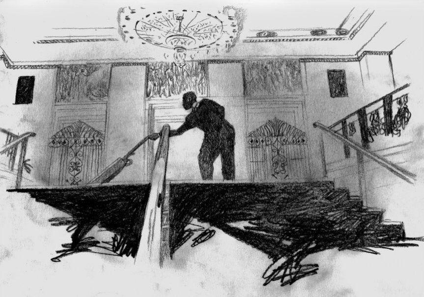 Inspirada em obras de J.D. Salinger, exposição traz ilustrações de Rafael Coutinho ao SESI Jaú
