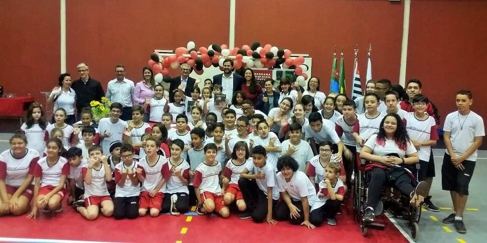 Programa Atleta do Futuro - SESI Jundiaí.