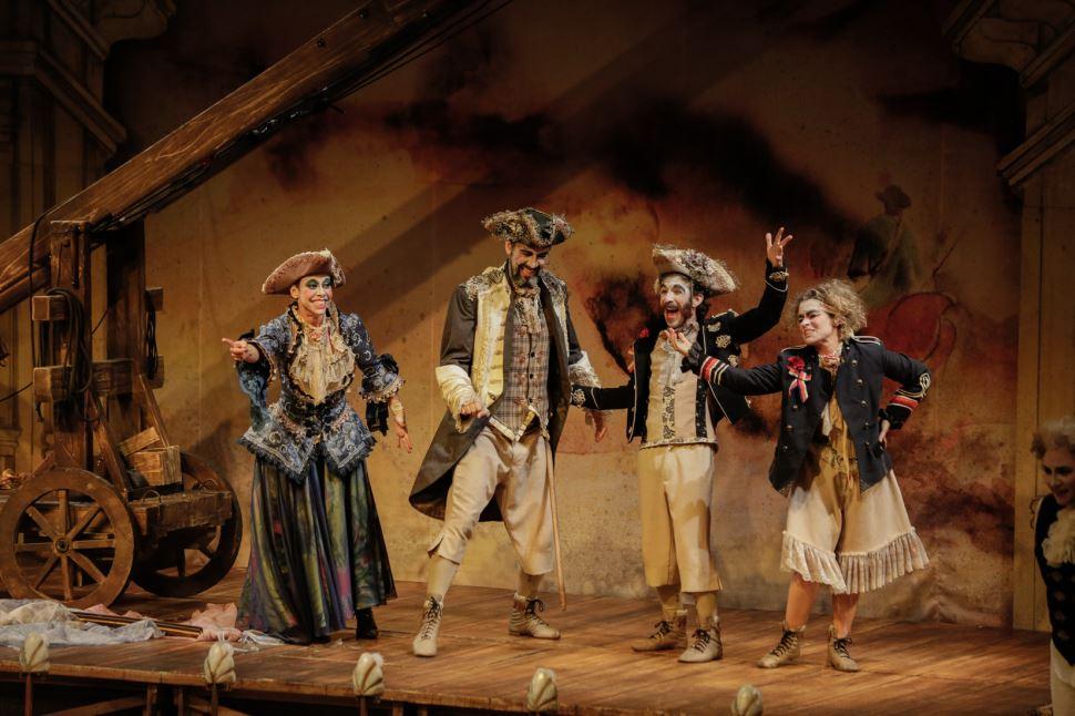 Teatro do Sesi São José dos Campos apresenta A Verdadeira História do Barão - uma experiência imersiva