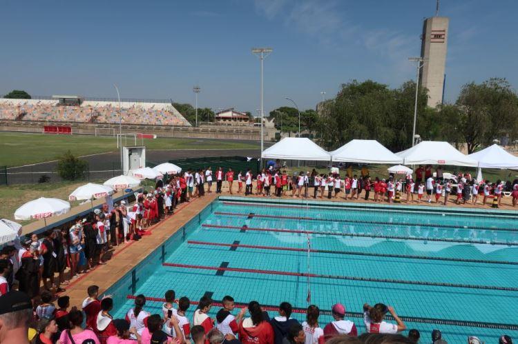 limeira 5 etapa liga natação