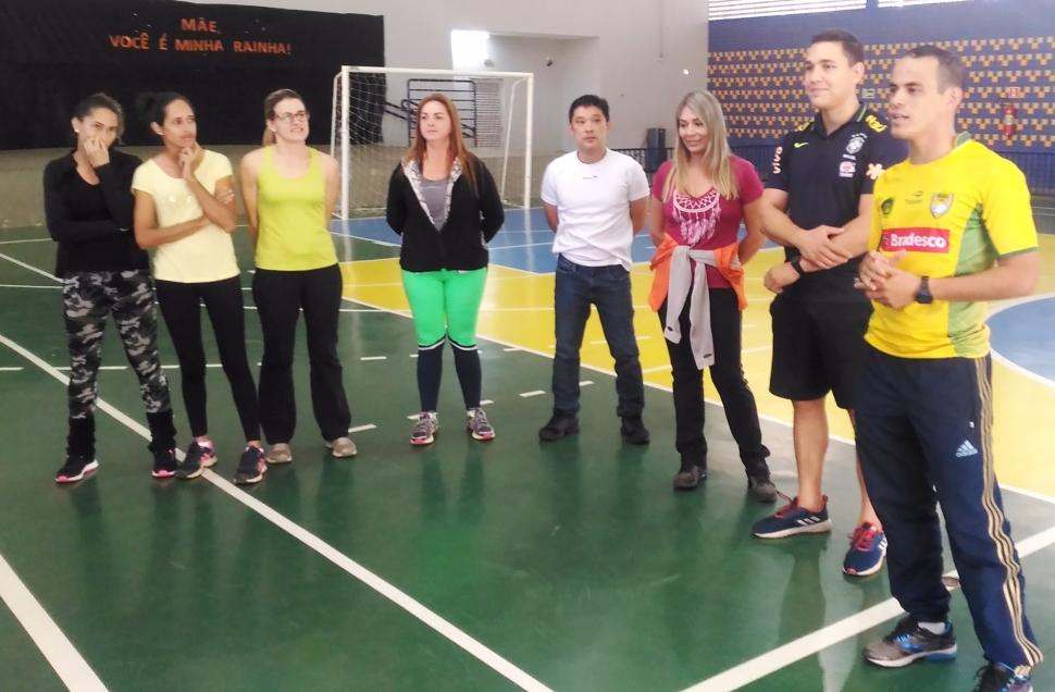 Programa Atleta do Futuro realiza capacitação em Assis