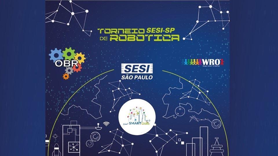 SESI Marília recebe mais de 250 estudantes para Torneio SESI-SP de Robótica