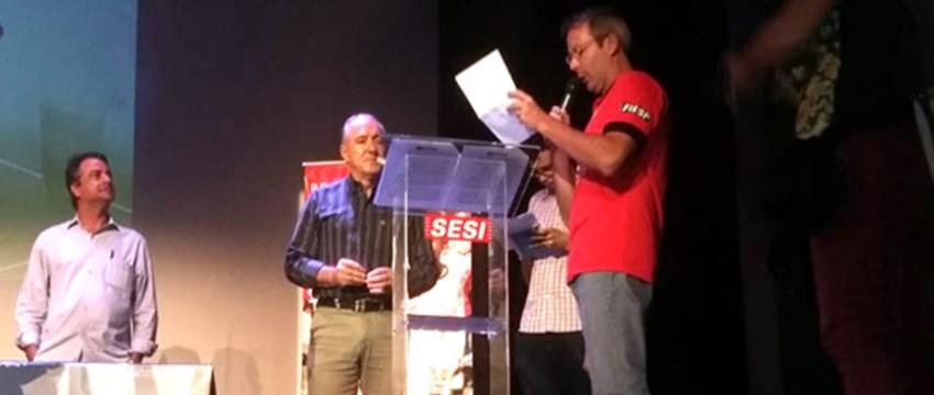 Município de Monte Alto renova o PAF em parceria com o SESI Matão